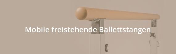 Mobile Ballettstangen